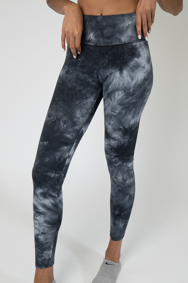 Charcoal washed out leggings